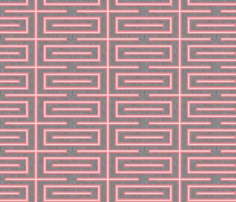 grayandpinkgeometric