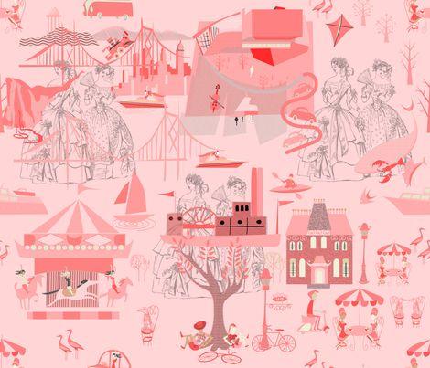 pinktoilewallpaper